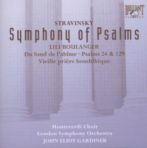 Symphony Of Psalms/+