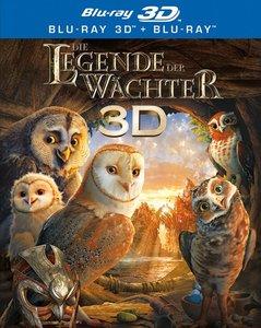 Die Legende der Wächter 3D