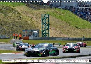 Faszination GT3 RACING (Wandkalender 2017 DIN A4 quer)