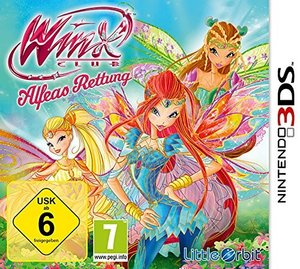 Winx Club - Alfeas Rettung