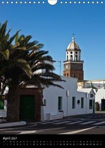 Lanzarote (Wandkalender 2017 DIN A4 hoch)