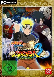 Naruto Shippuden - Ultimate Ninja Storm 3: Full Burst (Day 1 Edi