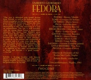 Fedora (Napoli 1961)