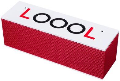 Bluetooth®-Lautsprecher BT01 - LOL - zum Schließen ins Bild klicken