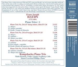 Klaviertrios 24,25,26+31