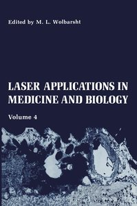 Laser Applications in Medicine and Biology