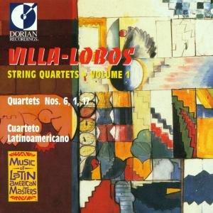 Streichquartette 1,6 & 17