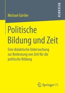 Politische Bildung und Zeit