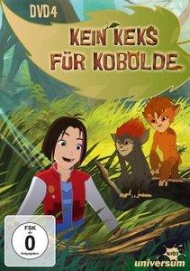 Kein Keks für Kobolde - DVD 4