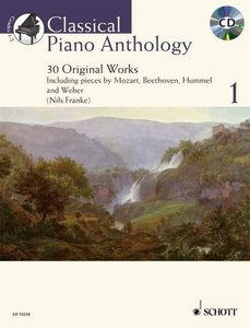 Classical Piano Anthology