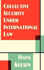 Collective Security Under International Law