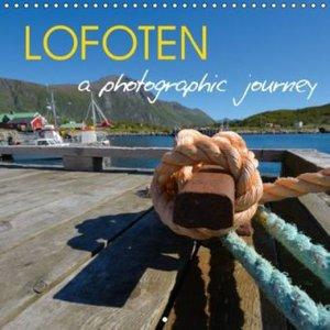 LOFOTEN a photographic journey (Wall Calendar 2015 300 × 300 mm