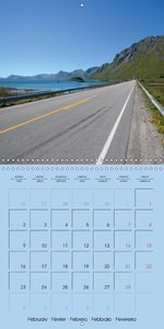 LOFOTEN a photographic journey (Wall Calendar 2015 300 × 300 mm