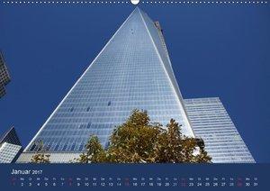 New York (Wandkalender 2017 DIN A2 quer)