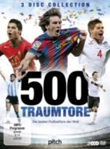 500 Traumtore-Die Besten Fußballtore Der Welt