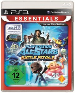PlayStation All-Stars: Battle Royale (Essentials)