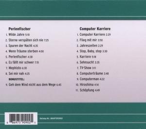 2in1/Perlenfischer/Computer Karriere