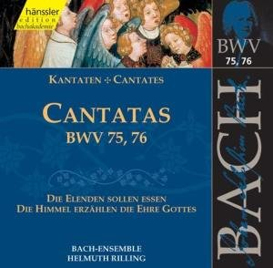 Kantaten BWV 75+76