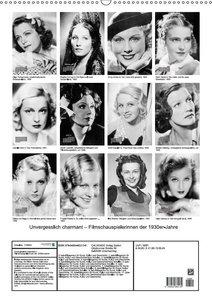 Unvergesslich charmant ? Filmschauspielerinnen der 1930er-Jahre