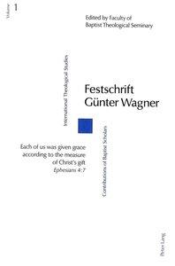 Festschrift Günter Wagner