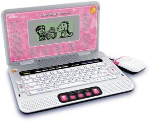 VTech 80-109794 - Schulstart Laptop E, pink