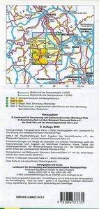 Naturpark Soonwald-Nahe Blatt 02. 1 : 25 000. Wanderkarte