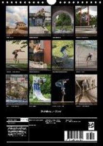 Skateboard - Street (Wall Calendar 2015 DIN A4 Portrait)