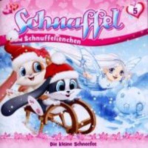 Schnuffel 05. Die kleine Schneefee
