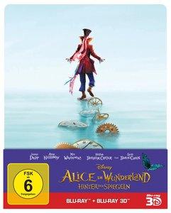 Alice im Wunderland - Hinter den Spiegeln 3D+2D