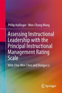 Assessing Instructional Leadership with the Principal Instructio