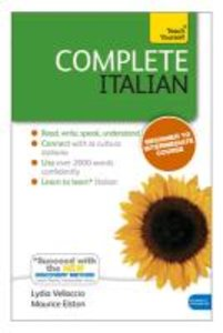 Complete Italian (Learn Italian with Teach Yourself)