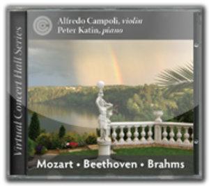 3 Sonaten für Violine und Klavier