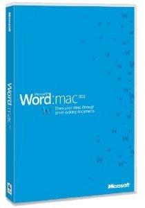 Word für Mac 2011 (deutsch)