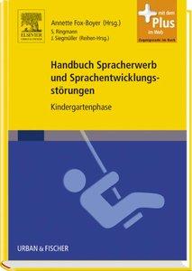 Handbuch Spracherwerb und Sprachentwicklungsstörungen