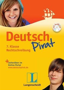 Deutschpirat 7. Klasse. Rechtschreibung