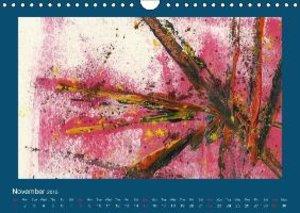 Informalism - Dieter Borst (Wall Calendar 2015 DIN A4 Landscape)