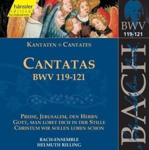Kantaten BWV 119-121
