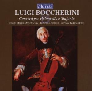 Konzerte F.Cello/Sinfonien