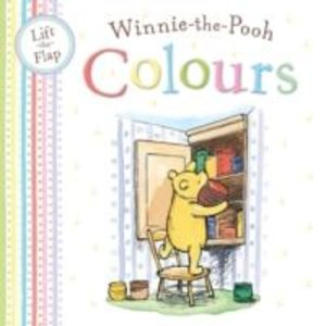 Winnie the Pooh Lift the Flap: Opposites