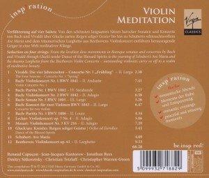 Violin Meditation