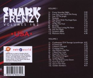 Shark Frenzy Vol.1 & 2