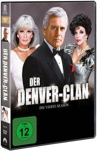 Der Denver-Clan - Season 4 (7 Discs, Multibox)