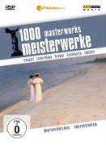 1000 Meisterwerke: Impressionismus