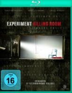 Experiment Killing Room-Blu-ray Disc