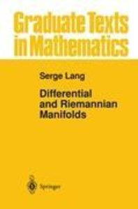 Differential and Riemannian Manifolds