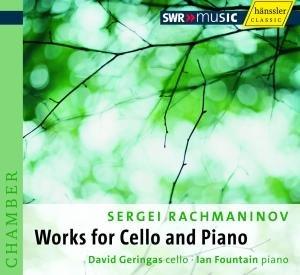 Geringas, D: Werke Für Cello Und Klavier