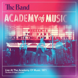 Live At The Academy Of Music 1971 (2-CD) - zum Schließen ins Bild klicken
