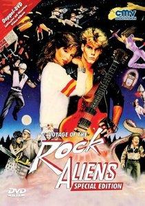 Voyage of the Rock Aliens-Sp