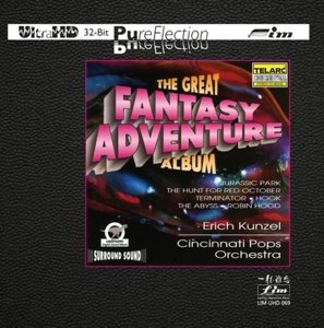 The Great Fantasy Adventure-UHD-CD 32bit-Mastering