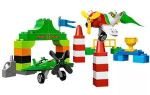 LEGO® Duplo® 10510 - Ripslingers Wettfliegen